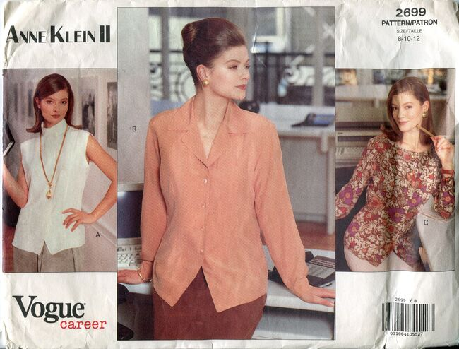 Vogue2699blouse