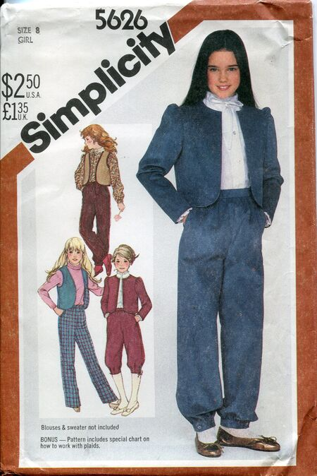 Simplicity5626girls