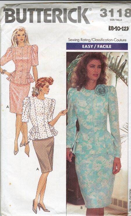 BUTTERICK MAY 0013