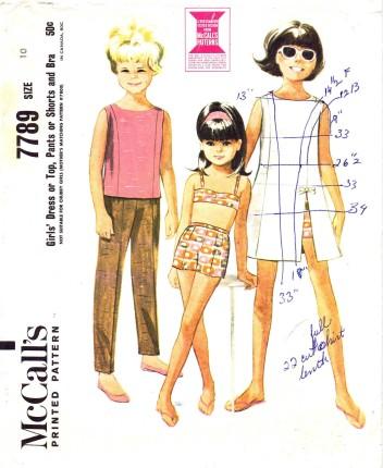 McCalls 1965 7789