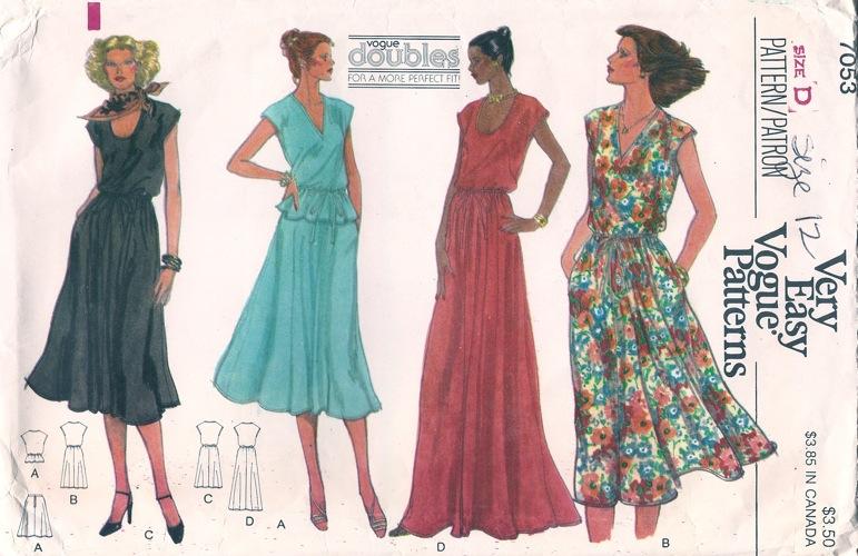 Vogue 7053 A image