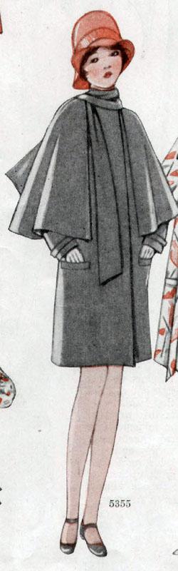 McCall 5355 1928
