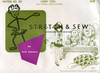 Stretch&sew801