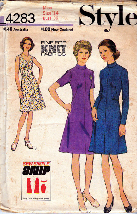 Style 4283 dress