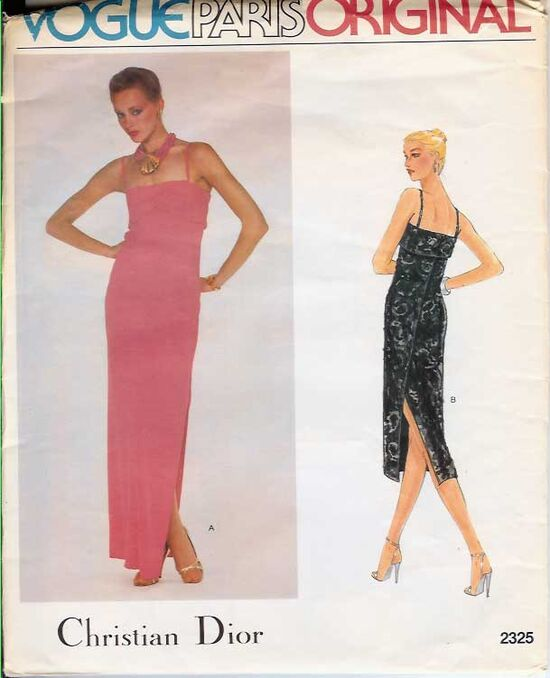 W-2325V-1970s-Dior-Gown