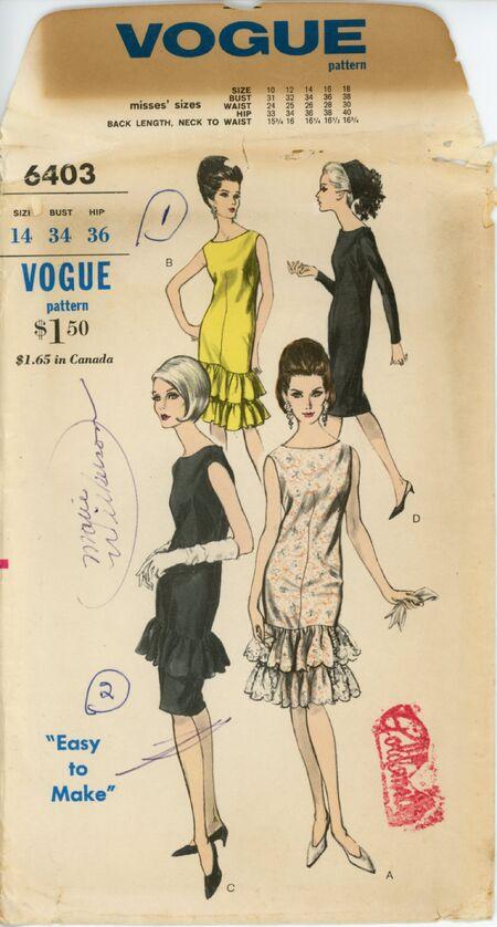 Vogue 6403599
