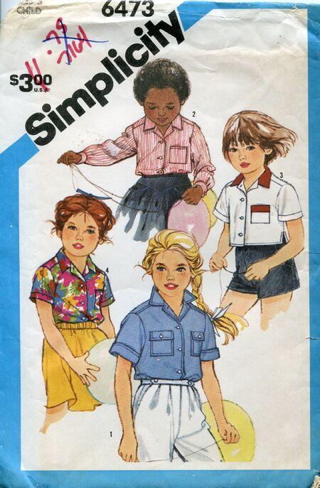 Simplicity6473shirts