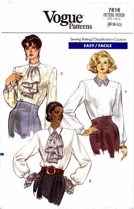 Vogue 1989 7616