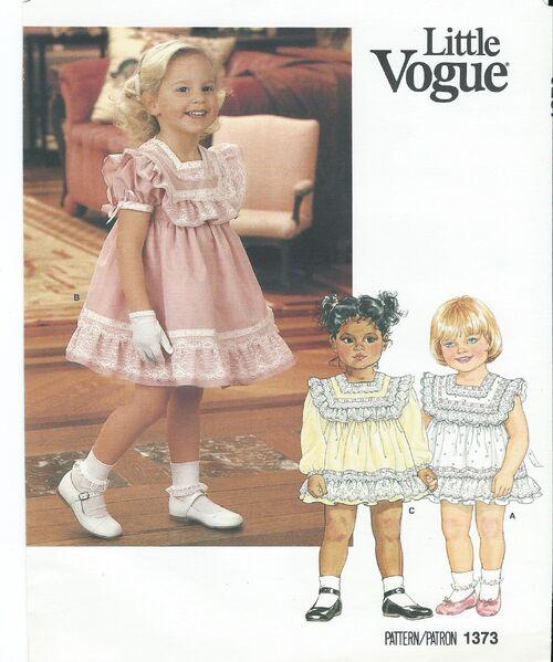 Vogue 1373