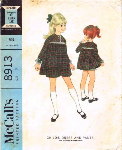 McCalls 1967 8913