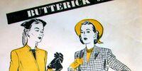 Butterick 3032 B
