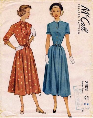 McCall 1948 7402