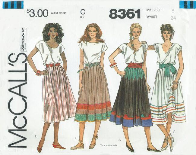 Mccall's 8361