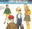 Simplicity 8425 A