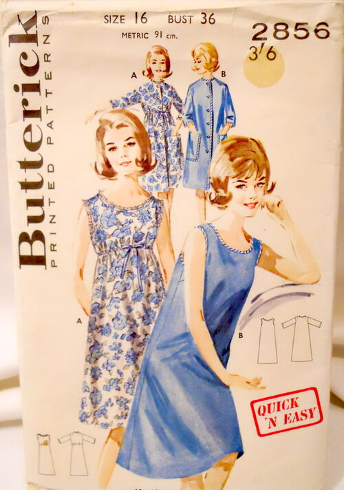 Butterick 2856 image