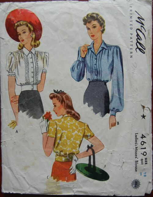 4619 McCalls 1942