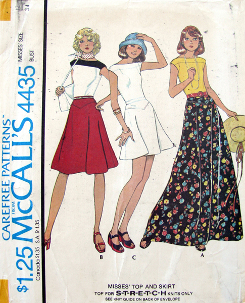 Mccalls 4435