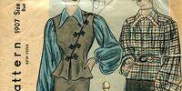 Simplicity 1907 B