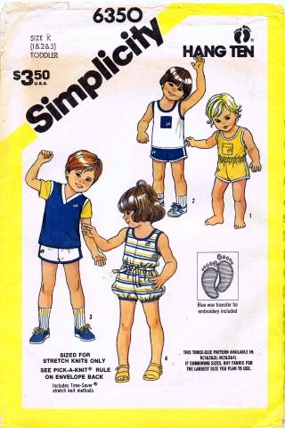 Simplicity 1984 6350