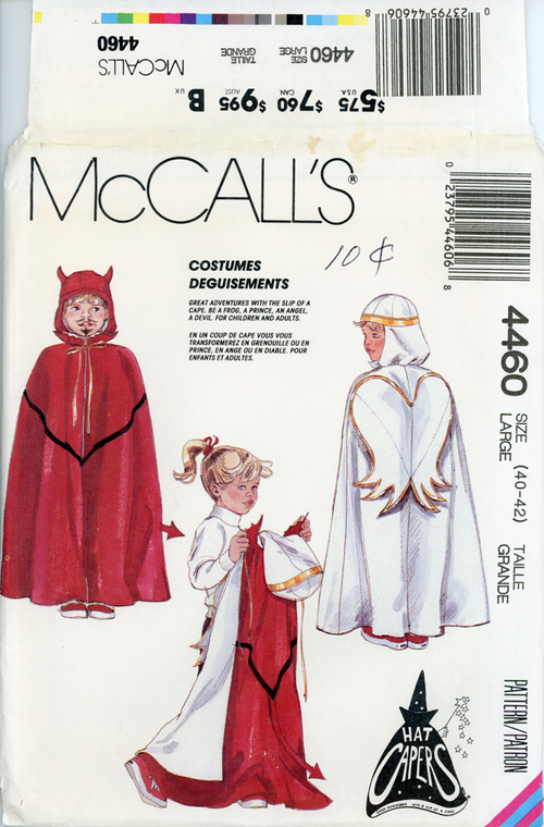 McCall's-4460-Lfront