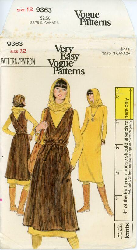 Vogue 9363493