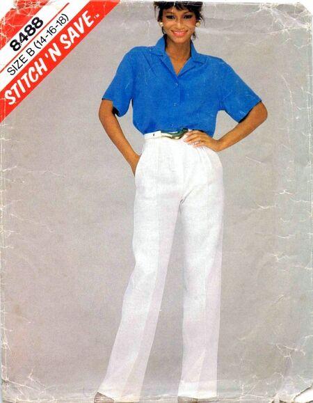 McCalls 1983 8488