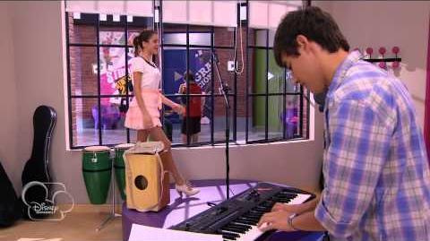 Violetta - Ludmilla and Tomas Sing 'I Love You'