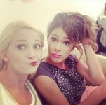 Mechi and Tini