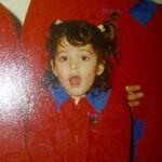 Tini pequena