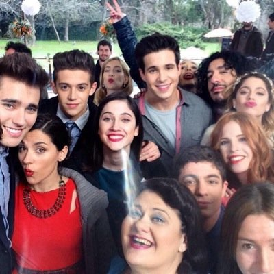 1000  images about VIOLETTA - REAL on Pinterest
