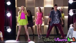 Always Dancing in front of the Mayor and Emma 2
