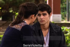 Tomcesca almost kiss