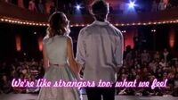 """Violetta 2 English - Violetta and Leon sing """"Lead Me Out"""" (""""Podemos"""") with Lyrics"""