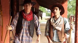 Leon and Tomas