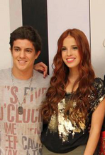 Facu and Cande