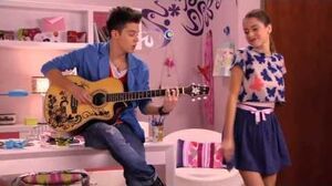 "Violetta - Vilu and Federico sing ""This is My World"""