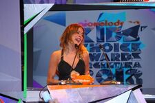 Martina Kid's Choice Awards 2012