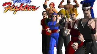 Virtua Fighter OST Theme of Dural and Character Select Theme