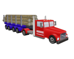 Truck trees preview
