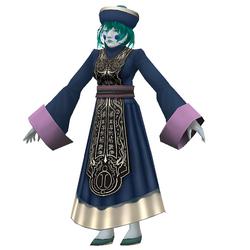 Kyonshi blue skin preview