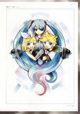 Illu KEI Vocaloid MikuRinLen-img1