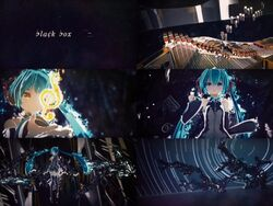 Marasy ft. Miku - blackbox