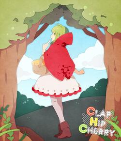 Clap hip cherry