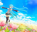 Birthday Song for ミク (Birthday Song for Miku)