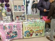 The Vocaloid Master 23 Merchandise Booth 02