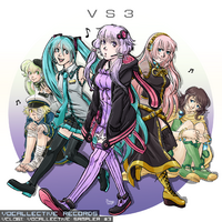 Vocallective Sampler 3
