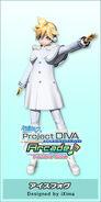 PDAFT Snowman Len