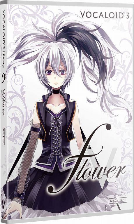 v flower - Vocaloid Wiki - Voice synthesizer