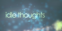 Idle thoughts (Album)