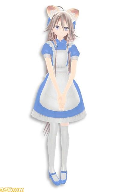 IAVT-Costume-Nekomimi Maid-02